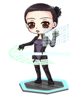:chibicommission:sifer by mao00mao