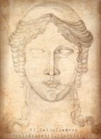 GREEK STATUE_sketch by vs-catonthemoon
