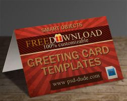 Greeting Card Templates by PsdDude