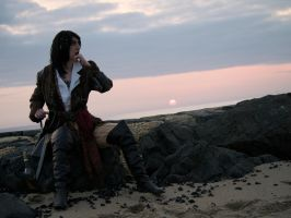 Mary Read | Famous Red Lips by Spaniel122