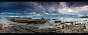 Valla Beach by DrewHopper
