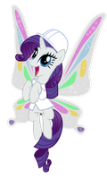 Awesome face Rarity by Scoot-a-who