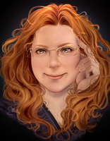 Commission [Portrait] by Airyciel