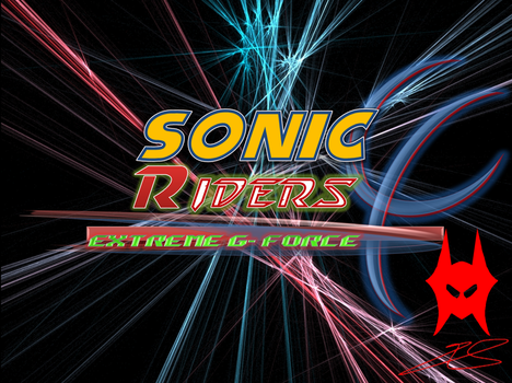 Sonic Riders 4 Extreme G-Force by supersonicsteve