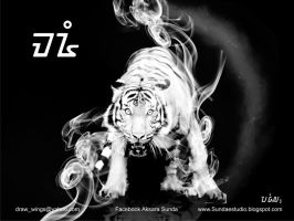 Tiger by fadil