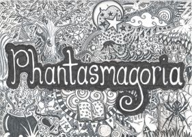 Day 7 - Favourite word: Phantasmagoria by CaylaLydon