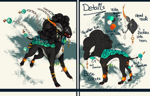 Adopt : Erebus [Closed] by Luscielle