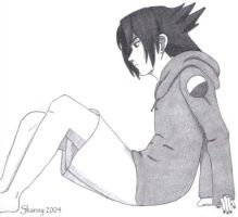 Sasuke-kun for Milky by Shandrial