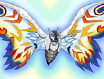 Armor Mothra by Ferno123