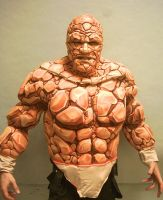 The Thing costume by TheBigGunns