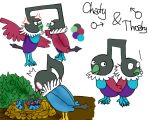 Mini-Contest Entry - Chatot by DarkGiully