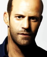 Jason Statham by Charlynd