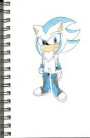 .:request:. axle the hedgehog by sjk246