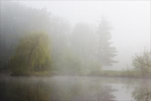 mystic lake II by greenfeed