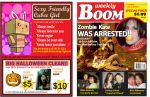 weekly Boom tabloid by alice3072h