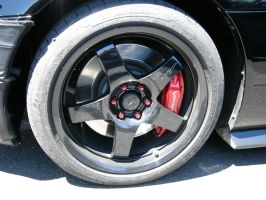 Viper Slithers on Michelin Pilot Sports by RoadTripDog