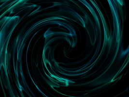The Turquoise Whirlpool by dark1010101