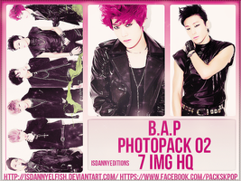 BAP - PHOTOPACK#02 by JeffvinyTwilight