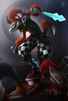 Fox Shaco by VegaColors