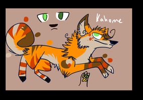 Kahome reference by coco56