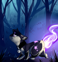 Night Explorer by Fenny-Fang