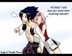 SasuSaku: I still love you... by Dahdtoudi