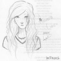 Annabeth Chase by ImFrench