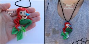 Ariel necklace by Eingel91