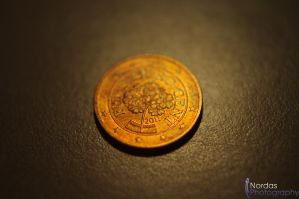 Euro Cent by Nordas