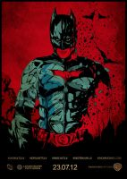 Dark knight by harijz
