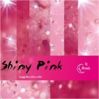 Shiny Pink Textures by Coby17
