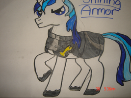 Shining Armor by x-Princess-Cadence-x