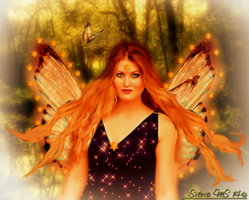 Forest Fairy by SilviaMS