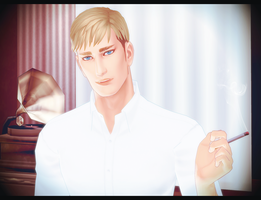 erwin smith again?? by StanMaria