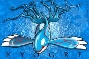 Kyogre by spatialchaos
