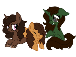Gift: Lopolalala (and the glasses one lol) by Chocolate-Opals