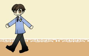 Ouran for Your Wall: Haruhi by uncertain-certainty