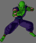 Piccolo Barefoot (Tenkaichi Artwork) by Dairon11