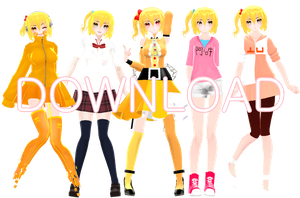 TDA Kisaragi Momo PACK [DOWNLOAD] by jangsoyoung