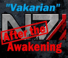 After the Awakening: Vakarian (part 2) by ReissumiesSF