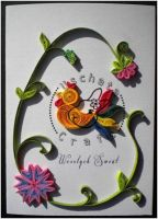 Quilling - card 48 by Eti-chan