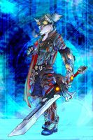 Virtual Aura by Ellundiel
