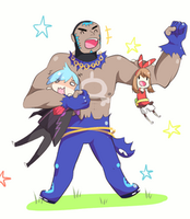 Team Aqua Loves Me by silkhat