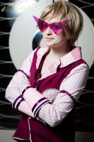 KatsuCon 2012 - Homestuck | Fancy!Dreamer Dirk by elysiagriffin