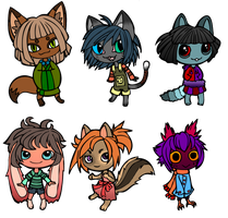 :'D Colored Them! by SpectrumStray