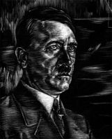 Yes, it's Hitler... by RobotLaundry
