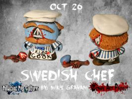 Z.A.P.3 Oct 26 Swedish Chef 2 by zombiemonkie