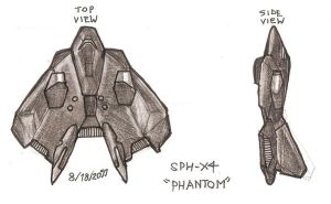 SPH-X4 'Phantom' by Great-5