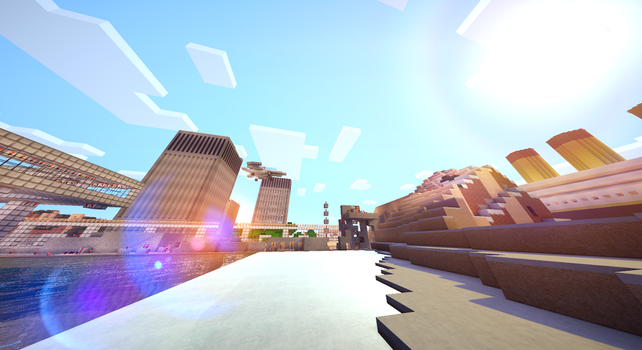 Minecraft wallpapers for everyone!!! by RabyPower00