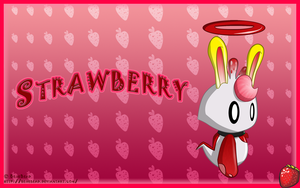 .:StrawBerry:. by BlueBead